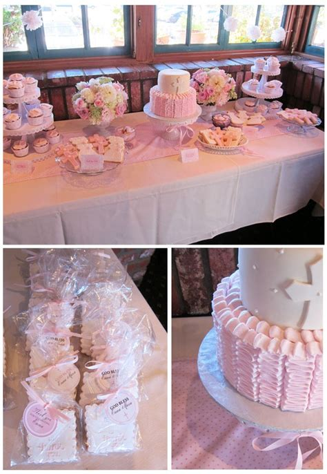 Christening Table decorations | Christening Ideas ...
