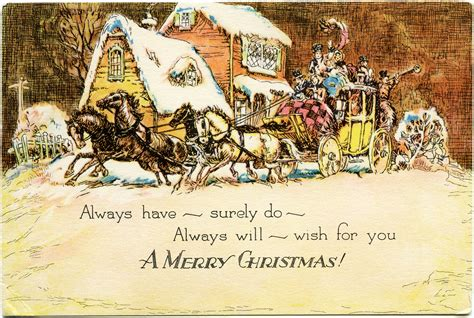 Christmas Cards on Pinterest | Vintage Christmas Cards ...