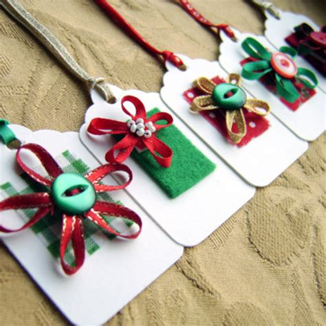 Christmas Creative: Christmas Crafts ~ Christmas Gift Tags