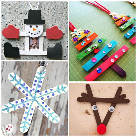 Christmas Popsicle Stick Crafts for Kids to Make   Crafty ...