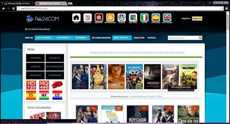 Cierran las webs de películas y series piratas Pelis24 y ...