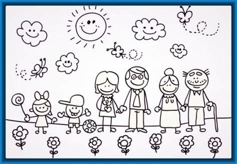 Cinco Dibujos para Colorear Infantiles para Imprimir ...