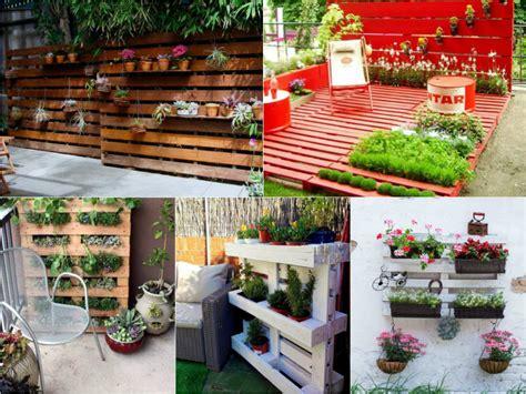 Cinco ideas para decorar tu jardín y darle una nueva imagen