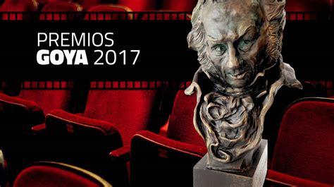 Cine español: Directo de los Premios Goya 2017: siga con ...