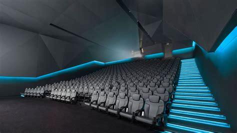 CINES CINESA DOLBY CINEMA™ · Películas 4K y Dolby Atmos en ...