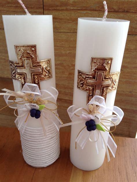 Cirios para primera comunión | Velas decorativas ...