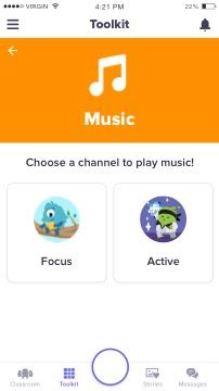 Classroom Music App & Playlist   Software for Playing ...