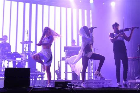 Clean Bandit at V Festival review: Classical meets pop in ...