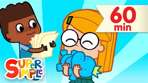 Clean Up Song + More | Kids Songs and Nursery Rhymes ...