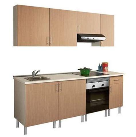 Cocinas baratas en Leroy Merlin modelo Basic