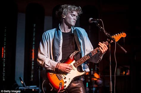 Cody Simpson and The Tide rock the stage in Los Angeles ...