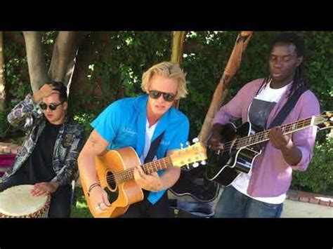 Cody Simpson & The Tide Perform   Ramona  LIVE!   WSTale.com