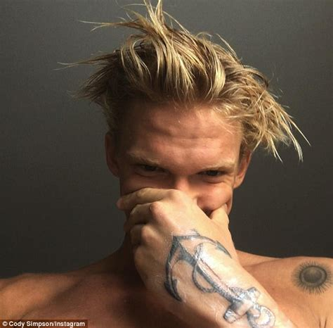 Cody Simpson unveils new nautical tattoo in Instagram post ...