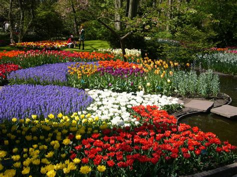 Colorful Keukenhof Gardens – Holland | World for Travel