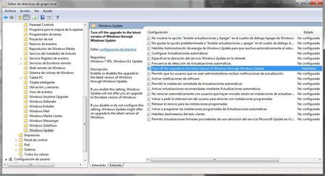 Cómo bloquear la actualización a Windows 10 » MuyComputer