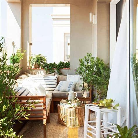 Como convertir un balcón pequeño en un bonito jardín