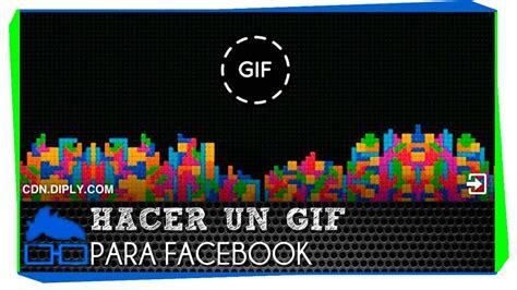 Como Crear Gif Animados para Facebook   YouTube