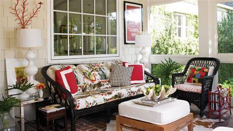 Cómo decorar el porche
