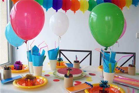Como decorar fiestas infantiles con globos