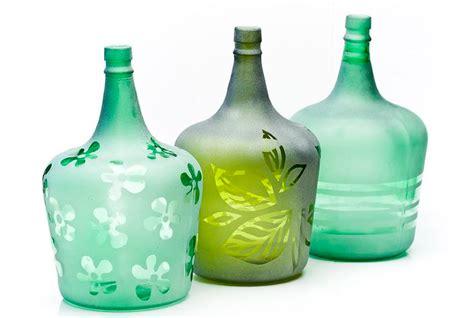 Como decorar frascos y botellas de vidrio, 3 ideas ...
