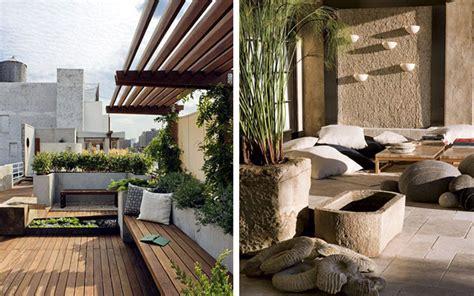 | Cómo decorar terrazas amplias y porches