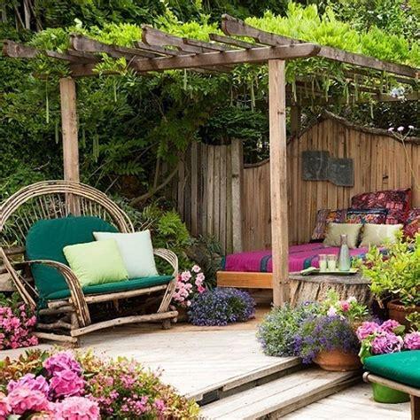 Cómo decorar un jardín   DecoracionInteriores.net
