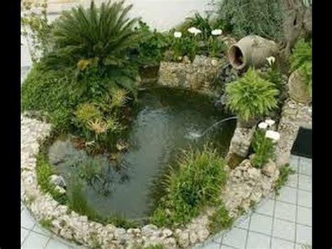 como decorar un jardin pequeño   YouTube