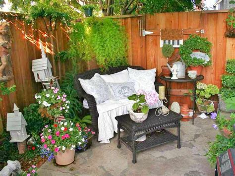 Como decorar un patio pequeño | MundoDecoracion.info
