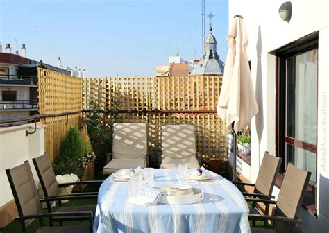 Cómo decorar una terraza: antes y después   el taller de ...