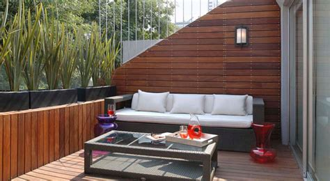 Como Decorar una Terraza Cerrada de Forma Original