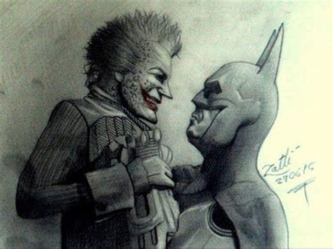 COMO DESENHAR O BATMAN vs JOKER   YouTube
