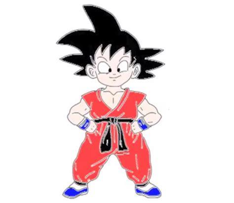 Como desenhar o Goku passo a passo   YouTube