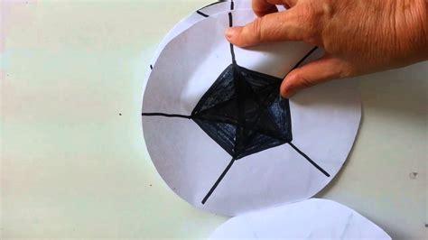 Cómo dibujar un balón de fútbol.   YouTube