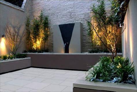 Como Diseñar Patios y Jardines Pequeños con Estilo Elegante