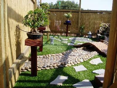 como diseñar un jardin pequeño   Decorar casas