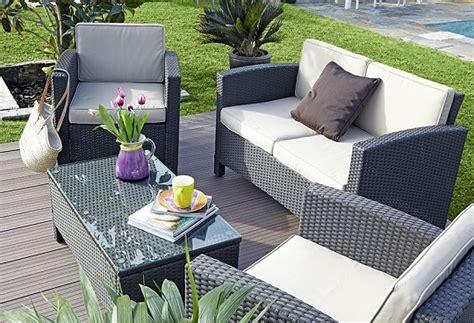 Cómo elegir conjuntos de muebles de jardín   Leroy Merlin