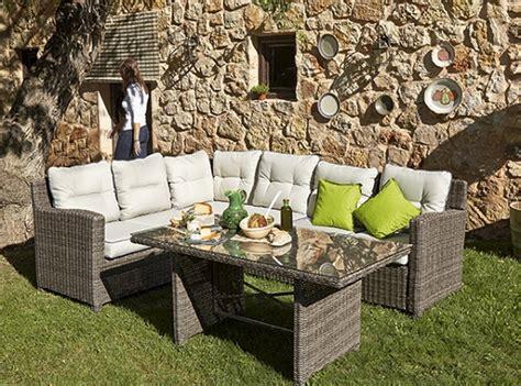 Cómo elegir mesas de jardín - Leroy Merlin