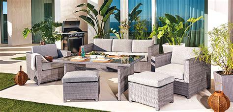 Cómo elegir tus muebles de jardín
