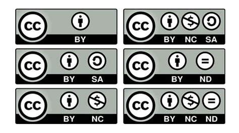 ¿Cómo funcionan las licencias Creative Commons?