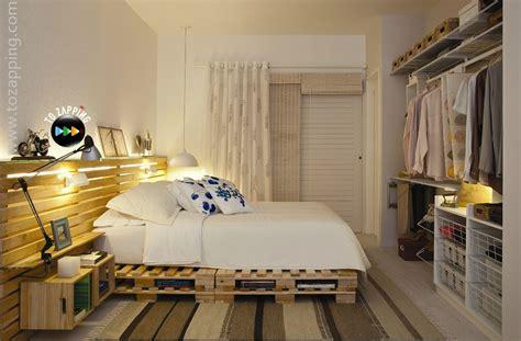 Cómo hacer cama con palets   Tozapping.com