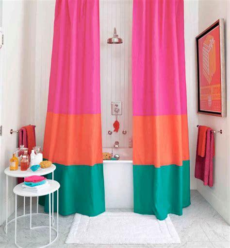 Cómo hacer cortinas de baño | Para la Casa | Pinterest | Box