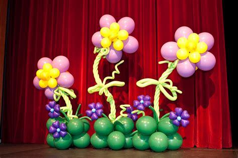 Cómo hacer Flores con Globos para una Fiesta   Fiestas ...