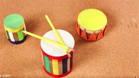 Como hacer tambores con latas y globos   Juguetes para ...