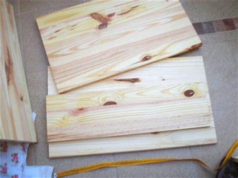 Cómo hacer un baúl de madera   Bricolaje