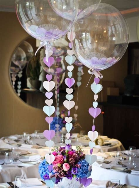 Cómo hacer un centro de mesa con globos paso a paso