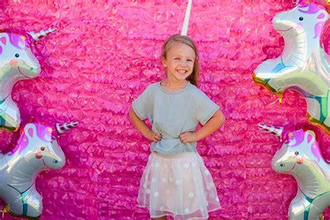 ¿cómo hacer una fiesta para niñas de unicornios?   Mágicos ...