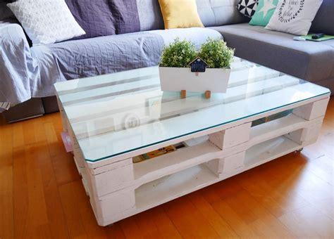 ¿Cómo hacer una mesa con palets?   Leroy Merlin