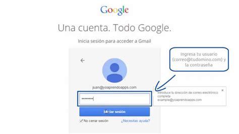 ¿Cómo inicio sesión en mi correo electrónico Gmail?   YouTube