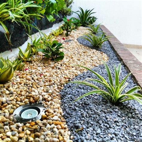 Cómo instalar un jardín seco exterior símil Zen