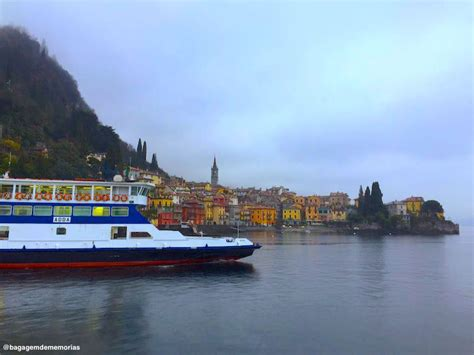 Como ir do Lago de Como para Lugano?   Bagagem de Memórias